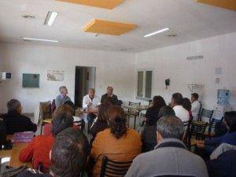 Profesionales de Jujuy vuelven al paro