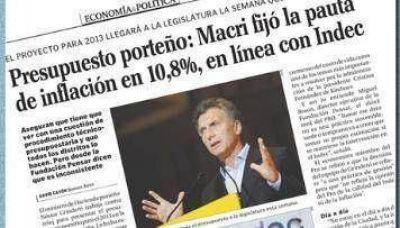 El macrismo salió al cruce de CFK y justificó el uso de los datos del Indec