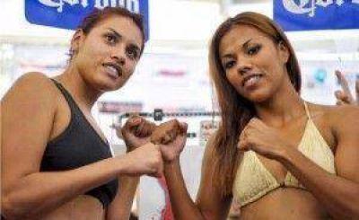 Aumentó la cantidad de mujeres que practican boxeo