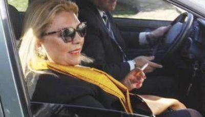 """Carrió: """"Si hubo coimas en el Senado, De la Rúa fue quien las autorizó"""""""