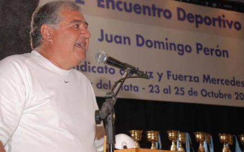 Lucifuercistas en el 5� Encuentro Deportivo �Juan Domingo Per�n�