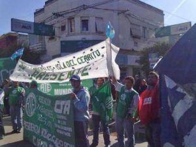 Malestar de municipales de la Isla del Cerrito