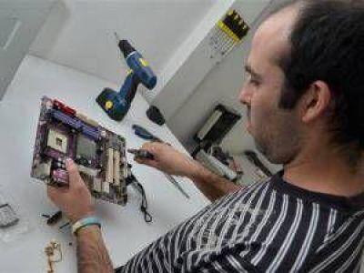 Una empresa tratar� la basura electr�nica de los puntanos