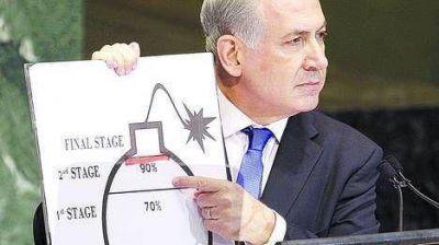 Israel exigió en la ONU poner freno al programa nuclear de Irán