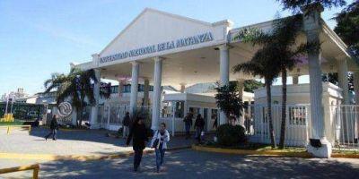 """Rodrigo Gill: """"El presupuesto de la Universidad de La Matanza creció un 340%"""""""