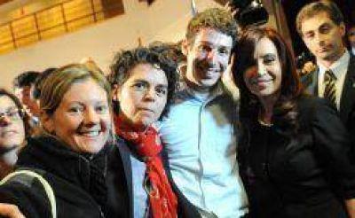 Cristina regresó a Buenos Aires y se refugió en Olivos