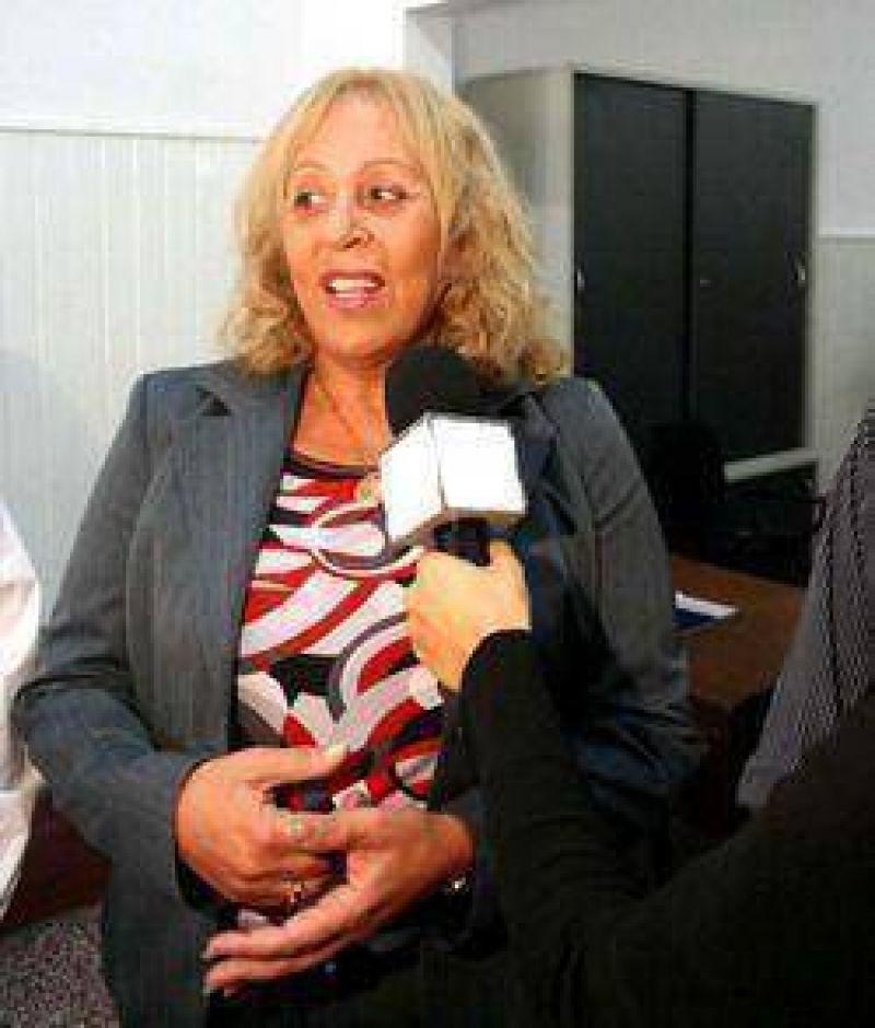 Seguridad: Entrevista exclusiva con la Intendente Stella Maris Giroldi