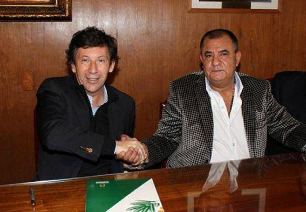 Convenio de trabajo conjunto entre San Isidro y el sindicato del plástico