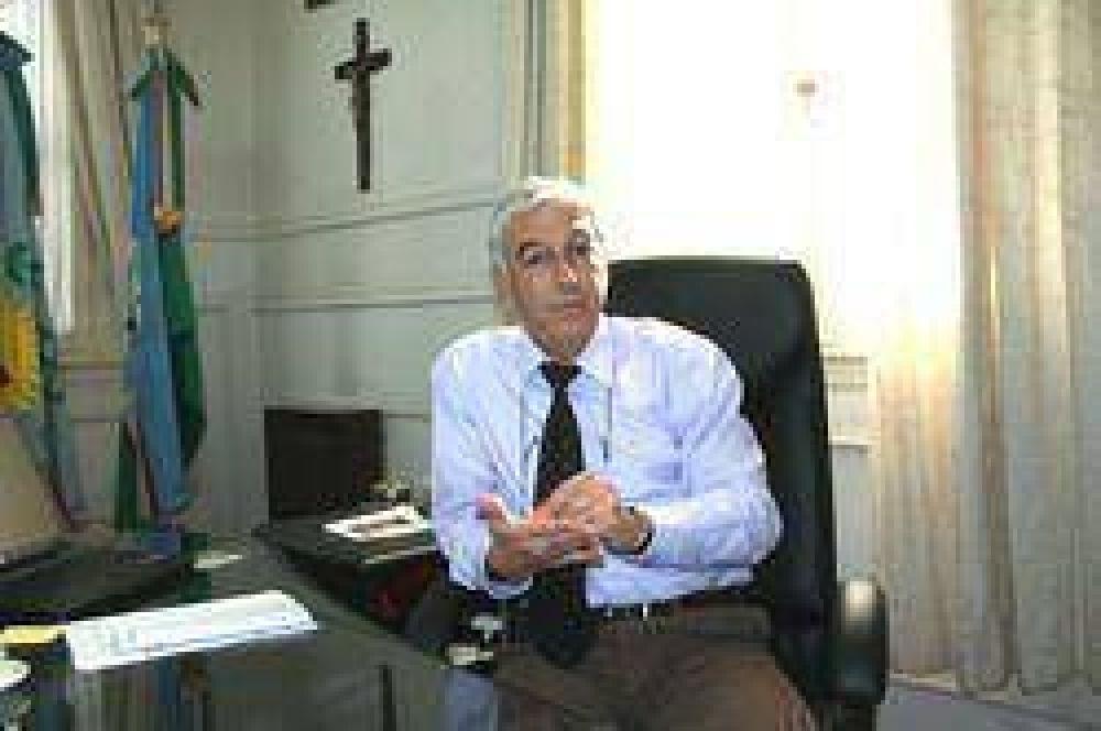 El Presidente del Honorable Concejo Deliberante, Cdor. Norberto Jendrulek aseguró: