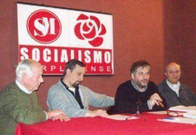 Pensando en las próximas elecciones, los Socialistas