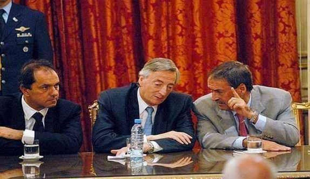 Se tensó la relación Schiaretti-Kirchner