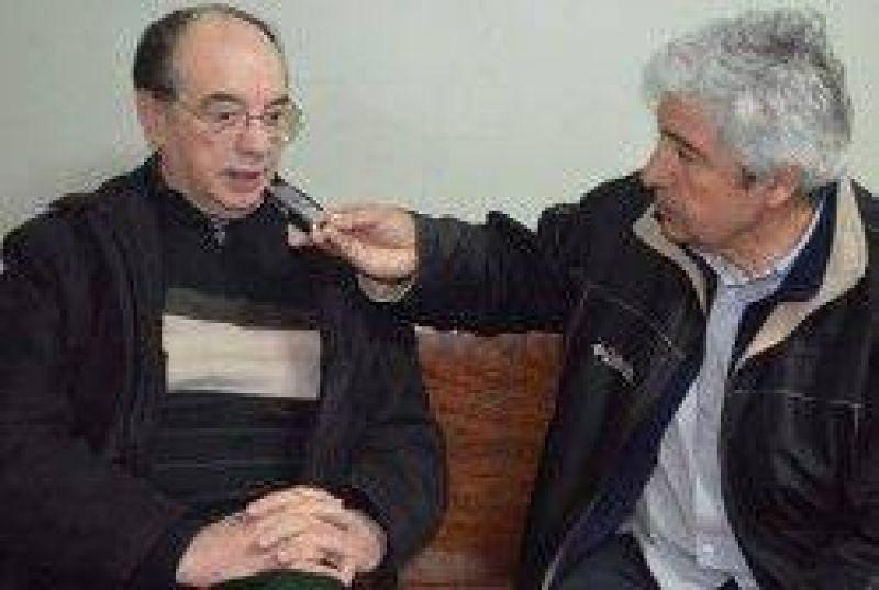 """""""Bregamos que haya una sola CGT"""""""