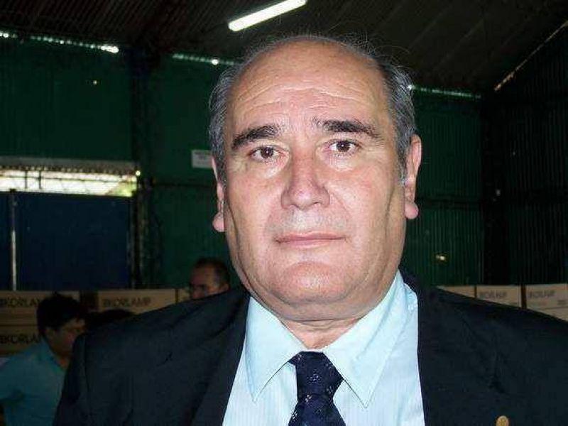 Rivarola es el nuevo presidente del Bloque PJ en la Legislatura.