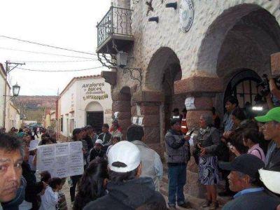 Conflicto por mojón y las elecciones en Humahuaca