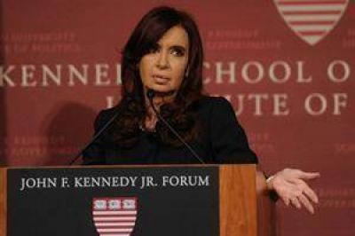 Cómo es la visión kirchnerista de Harvard