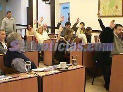 Críticas y defensas a las patrullas municipales en el HCD de San Fernando