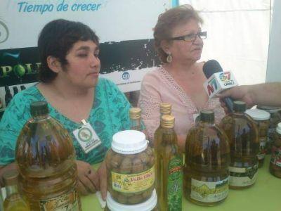 Presencia catamarqueña en Expo Frías