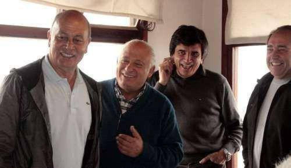 """""""La Municipalidad se quedó sola"""", dijo Gerónimo Venegas"""