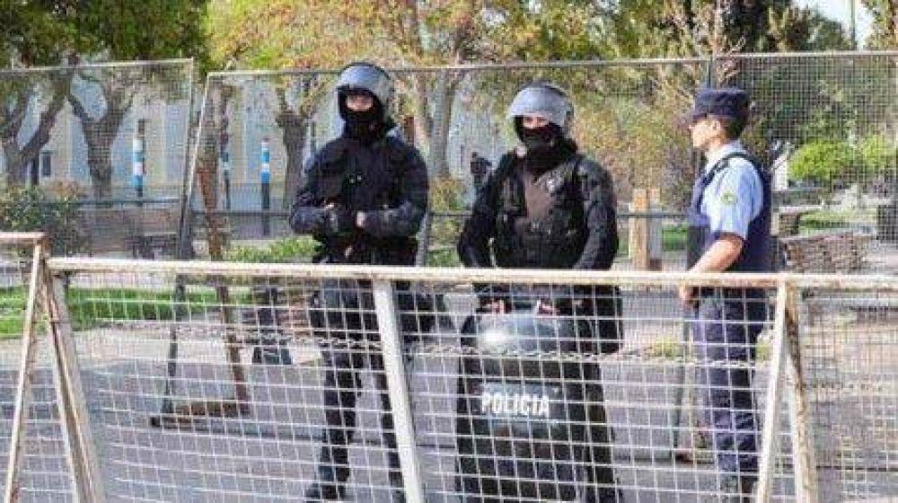 Pagos, cadenas, internas y una fortaleza, la semana política movida que tuvo en Chubut