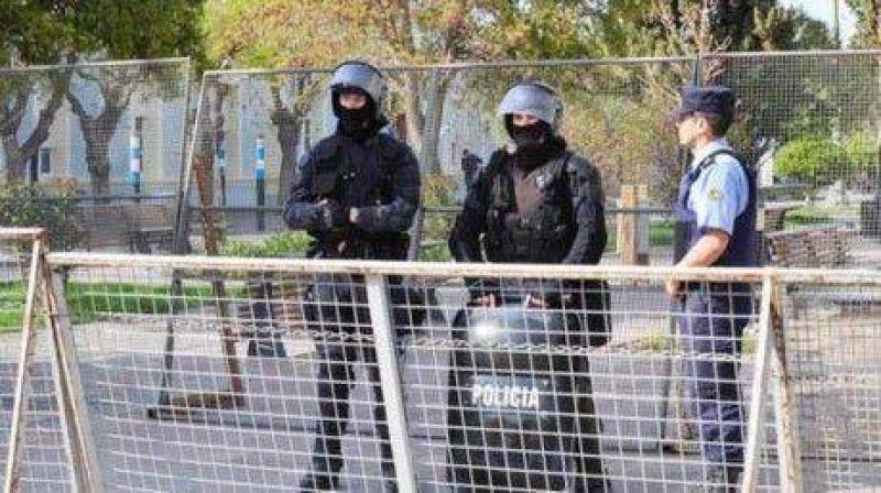 Pagos, cadenas, internas y una fortaleza, la semana pol�tica movida que tuvo en Chubut