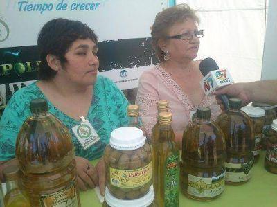 Presencia catamarqueña en la Expo Frías
