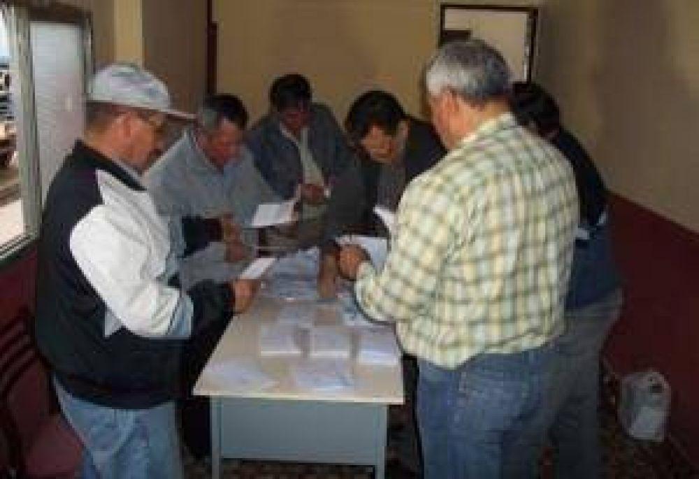 Toledo seguirá al frente del Sindicato Municipal de Quitilipi