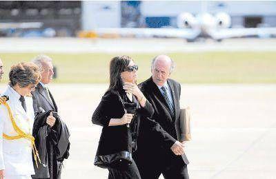Cristina viaja a Perú para participar de la III Cumbre de presidentes del ASPA