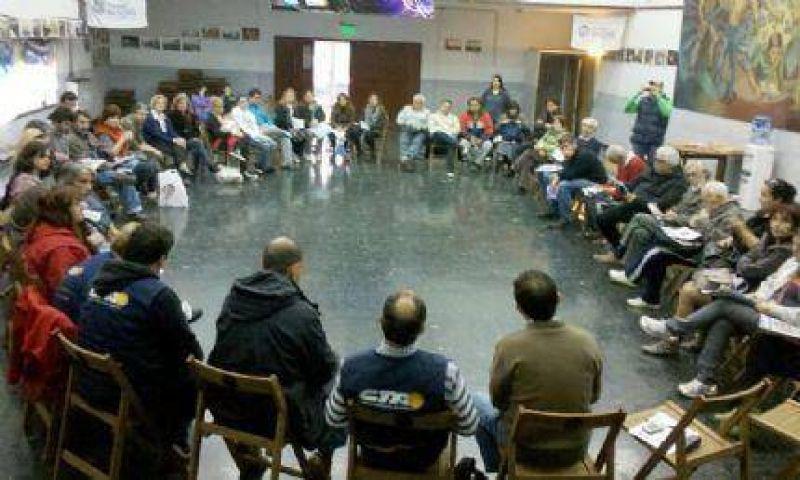 La CTA prepara el Paro Nacional y Movilizaci�n del 10 de octubre