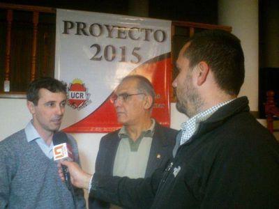 Mar de Ajó- UCR: PRESENTO PROYECTO 2015 LA COSTA