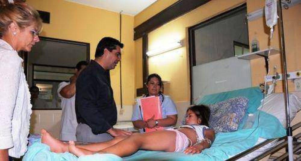 Dengue: Capitanich dijo que se
