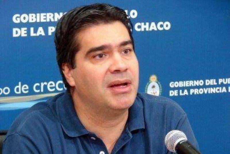 Capitanich admite �restricciones jur�dicas� para adelantar elecciones.