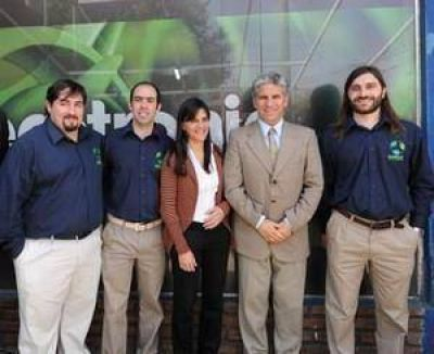 Ecotronic, la primera firma local de reciclaje electrónico, abre sus puertas