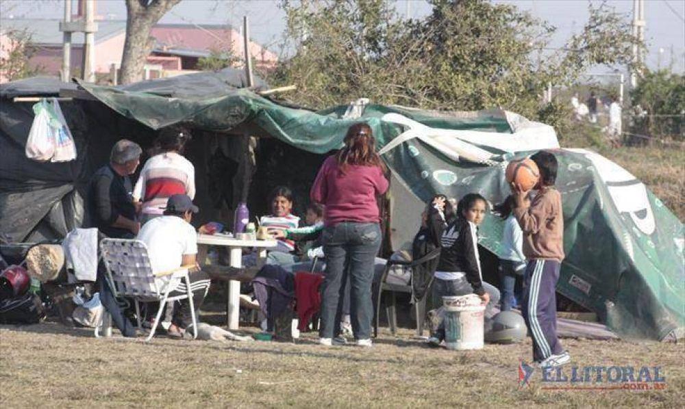 Preocupa la ola de citaciones judiciales a los okupas del Quilmes y el Pirayuí