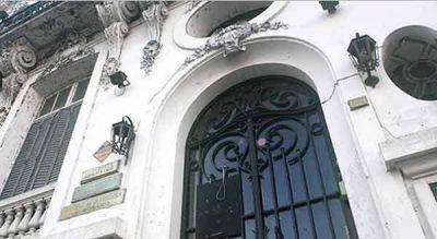Mu�iz: Peligra la Libertad de Expresi�n en la Ciudad, Macri quiere cerrar El C�rculo de la Prensa