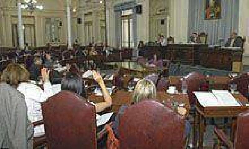 El viernes juran los diputados y las autoridades de la C�mara.