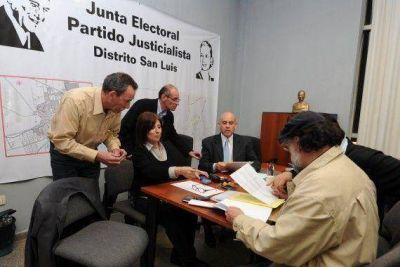 Elecciones en el PJ: se presentaron las listas 'Celeste Unidad' y 'Unidos y Organizados'