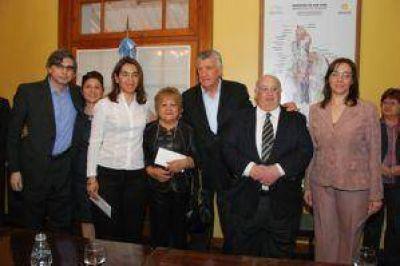 Asumieron las nuevas autoridades en el gobierno de San Juan