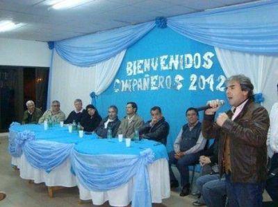 Se presentó el Frente Unidad Peronista insistiendo con internas en el PJ misionero