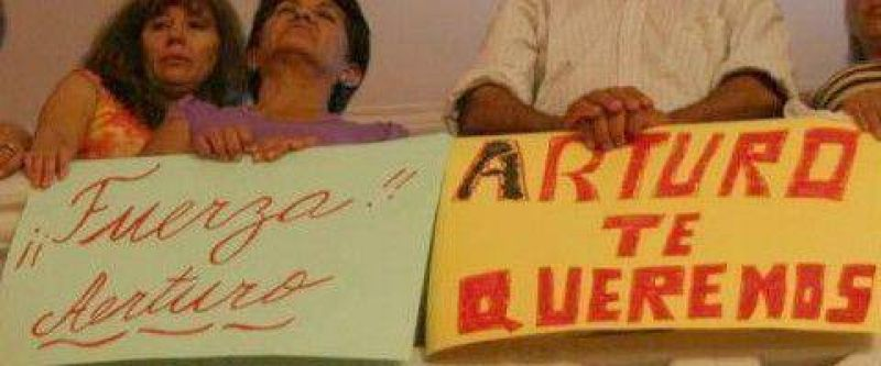Estamos seguros que en Corrientes ganará Arturo.