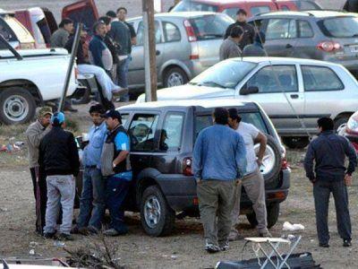 """Ahora, las esposas de los """"Dragones"""" sitian oficinas de PAE en Chubut"""