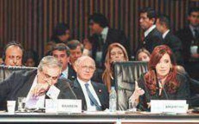 """""""Poner en práctica un verdadero multilateralismo"""""""