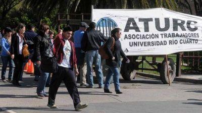 Los no docentes tomaron el campus de la UNRC
