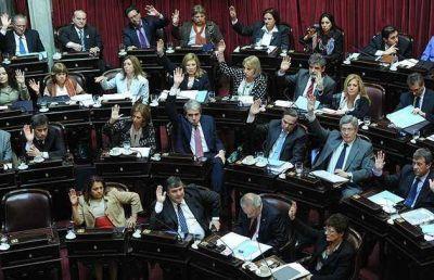 Con los votos de la mayoría oficialista, el Senado aprobará hoy la nueva ley de ART