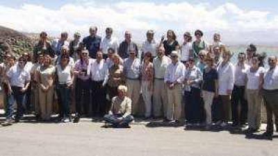 Llegan 6 embajadores de Asia y Pacífico a San Juan