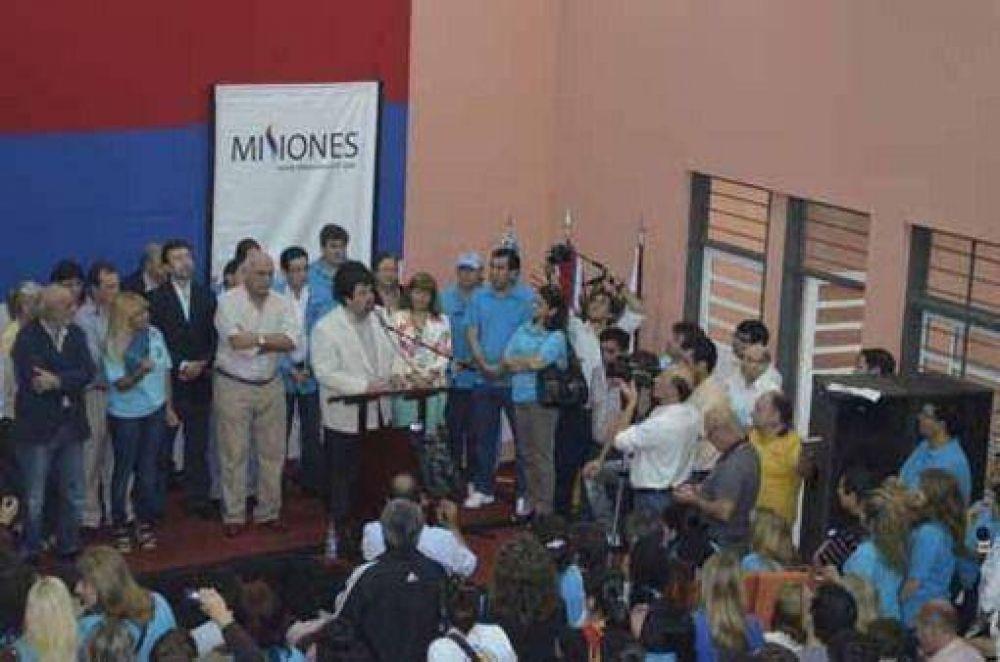 Closs reveló que la última tormenta tuvo un costo de 22 millones de pesos