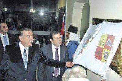 Zamora reveló que en 2013 habrá más obras sin generar deuda y con estabilidad para los empleados públicos
