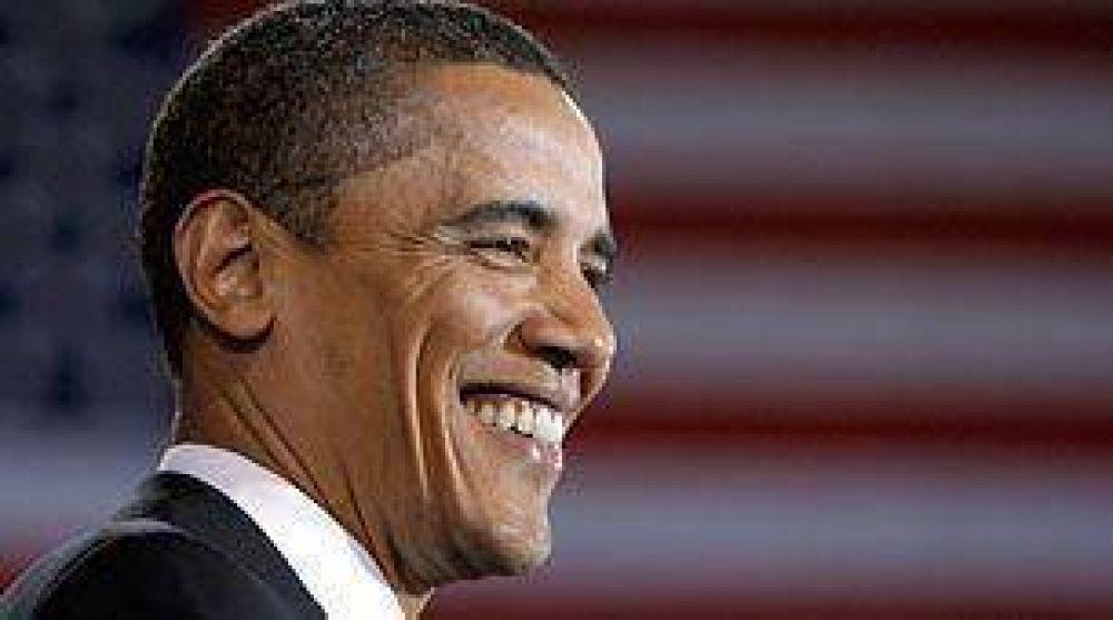 El presidente de los EEUU, Barack Obama, anuncia medidas para pequeños negocios