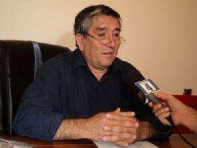 Intendente radical de San José quiere irse del FCS y crear un nuevo partido