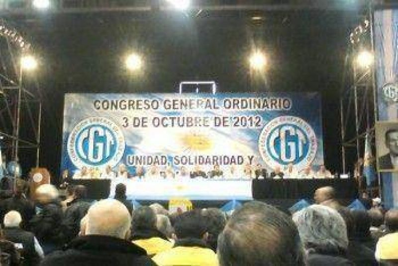 SUPETAX participó del congreso General Ordinario de la CGT