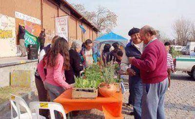 En el Parque España se llevará a cabo otra edición de la Feria Pro Huerta